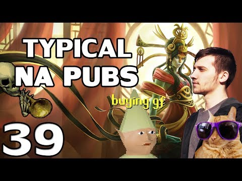 Arteezy - Best Moments #39 - TYPICAL NA PUBS ft TEAM IS OBSESSED WITH BANE