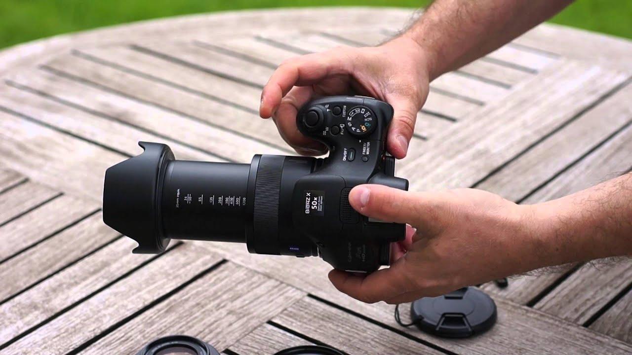 Sony DSC HX400V oder HX300 Adapterring und ...