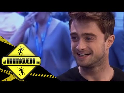 El Hormiguero Mx | Programa del 12 de agosto 2014 - Daniel Radcliffe