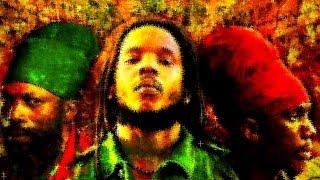 Stephen Marley Rock Stone ft Capleton Sizzla Lyrics HD