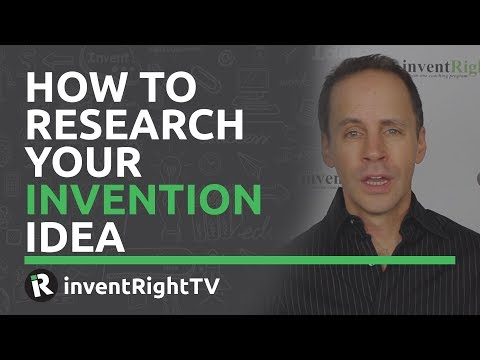 How to Research Your Invention Idea