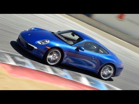 2012 Porsche 911 Carrera S Hot Lap! - 2012 Best Driver's Car Contender