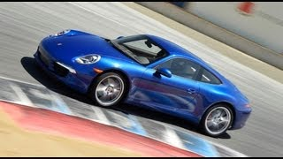 2012 Porsche 911 Carrera S Hot Lap! - 2012 Best Driver's Car Contender
