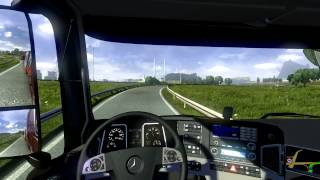 Mercedes Benz Actros MP4 - ETS2