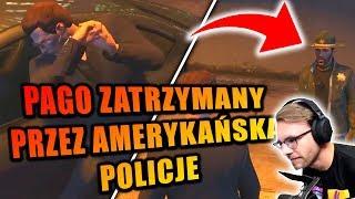 PAGO ZATRZYMANY PRZEZ AMERYKAŃSKĄ POLICJE | Funny Moments