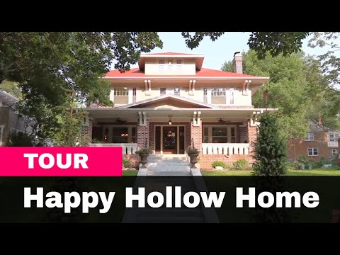 Omaha Home Tour: 513 Happy Hollow Blvd.