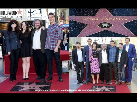 Peter Jackson - Hollywood Walk Of Fame