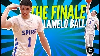 "LaMelo Ball ""The Finale"" 