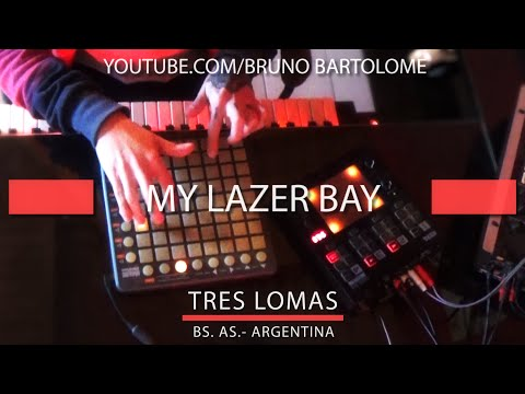 MY LAZER BAY - BRUNO BARTOLOME