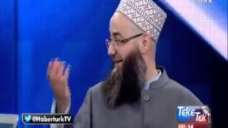 """Cübbeli Ahmet Hoca Komik """"Desene Cehennemde Cümbüş Var :)"""""""