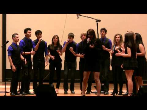 April 26, 2013 The Johns Hopkins University Octopodes Perform At Alumni Show In Shriver Hall video