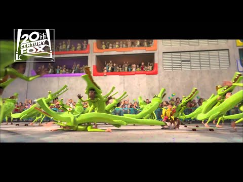 Our heroes try to make their way through Rio's Carnival in this action-packed clip. SUBSCRIBE: http://bit.ly/FOXSubscribe Connect with Rio 2 Online: Visit th...