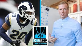Week 14 Cheat Sheet: Seahawks' size advantage vs Rams | Chris Simms Unbuttoned | NBC Sports