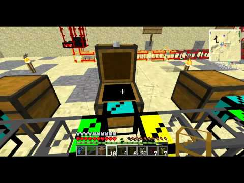 Minecraft Tekkit (BuildCraft) Tutorial zum LP [Deutsch/German] - Pipes (Rohre)