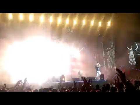 Queen + Adam Lambert  - Radio Ga Ga (live BUCHAREST 2016)