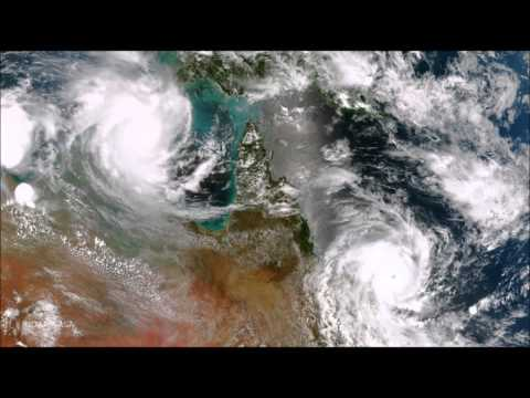 Cyclone Marcia to hit Queensland coast at 8am