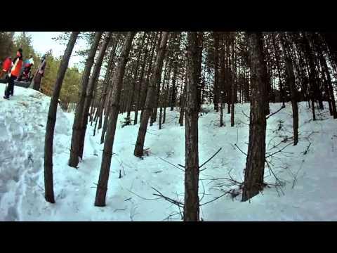 Niedziela w Snowparku: 24.02.2013