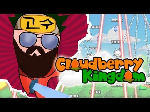 Cloudberry Kingdom practicando con el Wero. Tum Tum. Bean3r y Kim