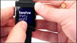 TEC: Smartwatch, reloj inteligente - 17/02/2013