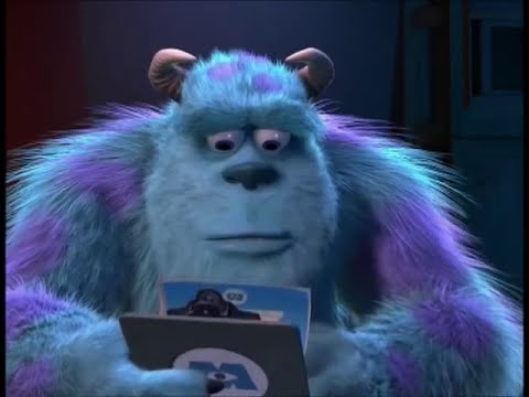 Monsters, Inc. (2001): Kitty has to go