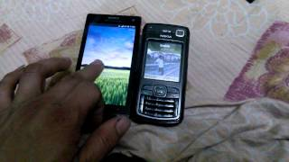 Sony xperia s vs nokia n70 booting time comparison