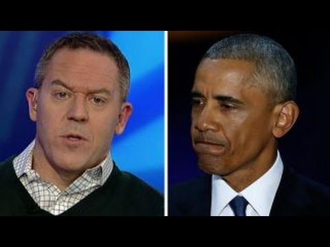 Gutfeld: Why Obama's farewell speech didn't move me