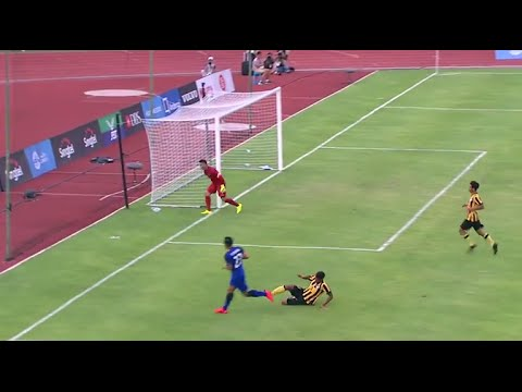 Match Results Thailand vs Brunei 5-0 (Bishan stadium)   28th SEA Games  ผลการแข่งขัน
