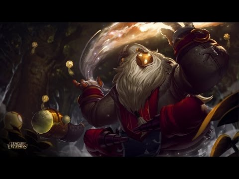 Bard New Champion Mechanics Montage ft RedmercyBrofrescoJiraya
