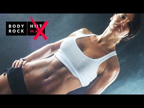 BodyRock HiitMax | Workout 1 - Full Body Skipping