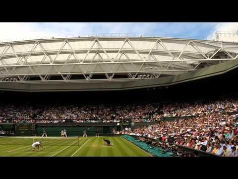 Wimbledon tennis stadium Putney London