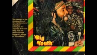 Big Youth - Hit the road jack (full album)