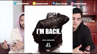 Download Lagu PREMIERE ECOUTE - JON CONNOR - I'M BACK Gratis STAFABAND
