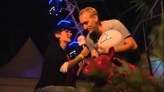 Paul van Dyk - Interview at Tomorrowland 2012