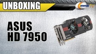 Newegg TV_ ASUS AMD Radeon HD 7950 DirectCUII Top Overclocked Video Card Unboxing