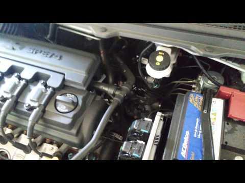 Indicador temperatura  motor prisma