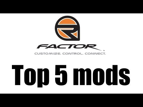 My Top 5 rFactor Mods