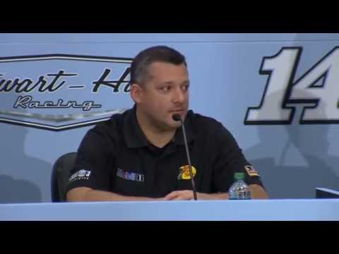 Tony Stewart (Full) Retirement Press Conference - Sept 30, 2015