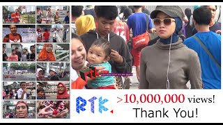 Spesial: Kristenisasi Terselubung di Car Free Day Jakarta