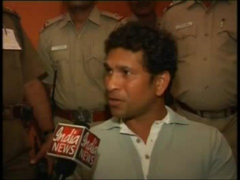 A ride with Sachin