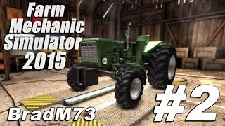 Farm Mechanic Simulator 2015  Episode 2