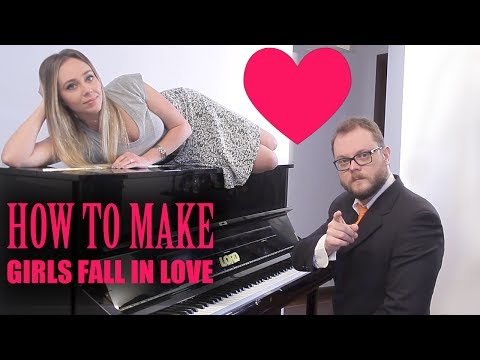 How to Make Girls Fall in Love Playing Piano Vídeos de zueiras e brincadeiras: zuera, video clips, brincadeiras, pegadinhas, lançamentos, vídeos, sustos