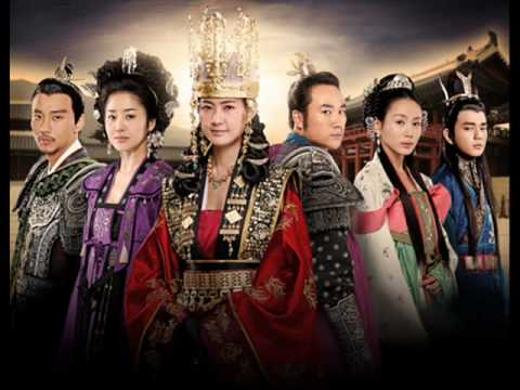 Queen Seon Deok Ost - Come, People Of God (with Lyrics) video