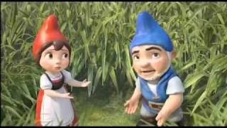 Gnomeu e Julieta trailer dublado