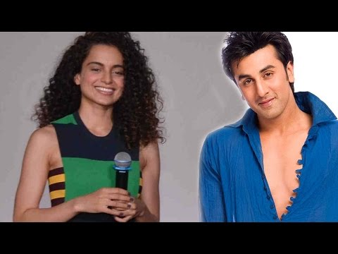 Kangana Ranaut Is Ready To Work With Ranbir Kapoor