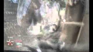 180 rape shot pistol kill in black ops jungle