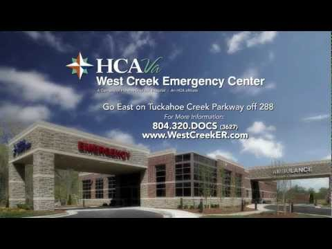 West Creek Emergency Center (http://westcreeker.com) opened on May 1, 2012 at the border between Goochland and Henrico Counties. The Center is located on a 60-acre site near the intersection...