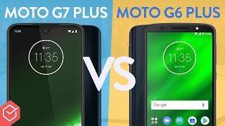 Motorola Moto G6 Plus vs. Moto G7 Plus   Comparativo!!
