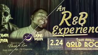 An R&B Experience ft. Nathan Palmer and June Moon