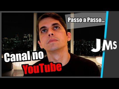Como Fazer um Canal no Youtube e começar a Ganhar Dinheiro | Passo a Passo thumbnail
