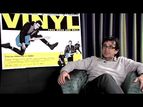Vinyl - Phil Daniels interview | The Upcoming